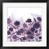 Framed Ultra Violets II