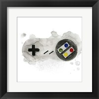 Gamer II Framed Print