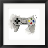 Gamer III Framed Print
