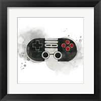 Gamer IV Framed Print