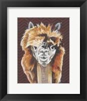 Framed Animal Patterns III