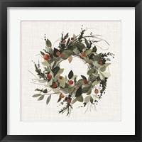 Framed Farmhouse Wreath II