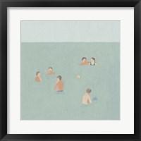 Framed Swimmers II