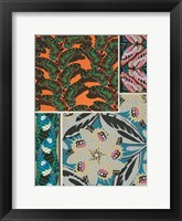 Framed Decorative Butterflies II