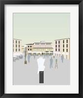 Framed Travel Europe--Pietrasanta