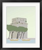 Framed Travel Europe--Viareggio