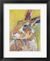 Framed Harvey The Hare
