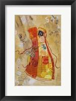 Framed Dress Whimsy II