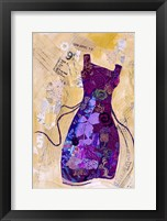 Framed Dress Whimsy IV