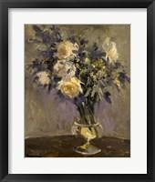 Framed Evening Vase