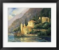 Framed Scenic Italy III