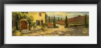 Framed Scenic Italy V