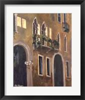 Framed Scenic Italy VI