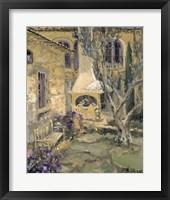 Framed Scenic Italy VII