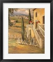 Framed Scenic Italy IX