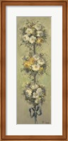 Framed 2-Up Topiary Bouquet II