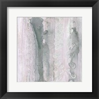 Framed Lavender & Sage II