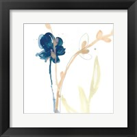 Framed Botany Gesture V
