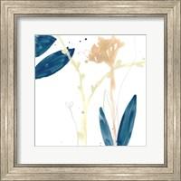 Framed Botany Gesture VII