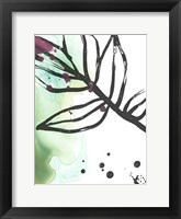 Tropical Moderne I Framed Print