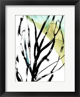 Tropical Moderne V Framed Print