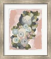 Framed Blossom Cascade II
