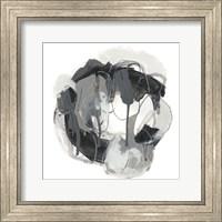 Framed Obsidian Arc II