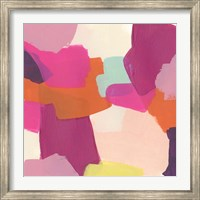 Framed Pink Slip II
