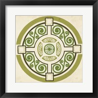 Garden Motif IV Framed Print