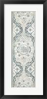 Framed Vintage Persian Panel I