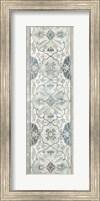 Framed Vintage Persian Panel II