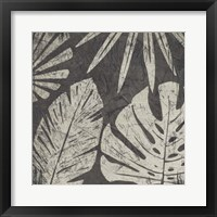 Framed Tribal Palms I