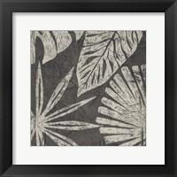 Framed Tribal Palms IV