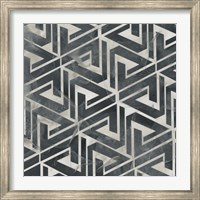 Framed Neutral Tile Collection II