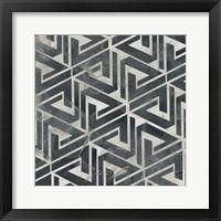 Framed Neutral Tile Collection II