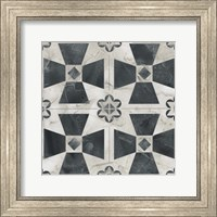 Framed Neutral Tile Collection IV