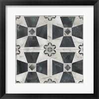 Framed Neutral Tile Collection IV