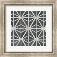 Framed Neutral Tile Collection VII