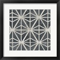 Framed Neutral Tile Collection VII