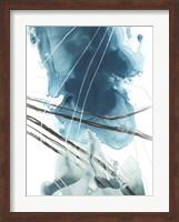 Framed Bella Indigo II