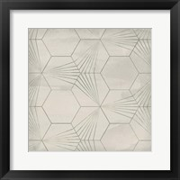 Framed Hexagon Tile I