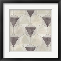 Framed Hexagon Tile II