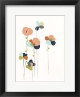 Framed Modular Bouquet I