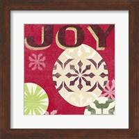 Framed Let's Get Jolly IV