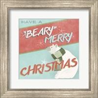 Framed Retro Christmas II