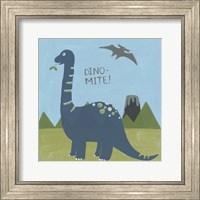 Framed Dino-mite II