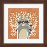 Framed Woodland Cutie II
