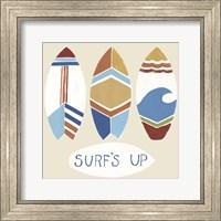 Framed Surf's Up! I