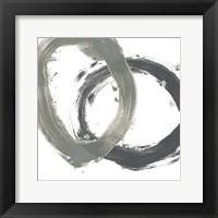 Circular Reaction VI Framed Print