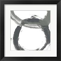 Circular Reaction VIII Framed Print